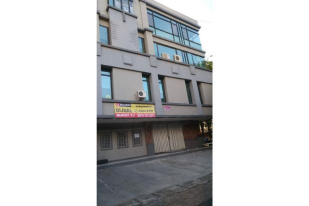 Ruko Hook 4 Lantai Cocok untuk Kantor Parkir Luas Di Kelapa Gading 7285316