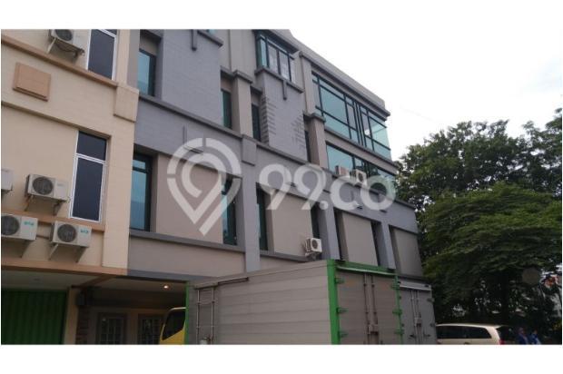 Ruko Hook 4 Lantai Cocok untuk Kantor Parkir Luas Di Kelapa Gading 7285322