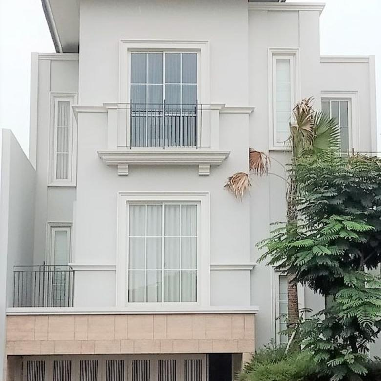 south grove residence lebak bulus jakarta selatan - townhouse premium mewah