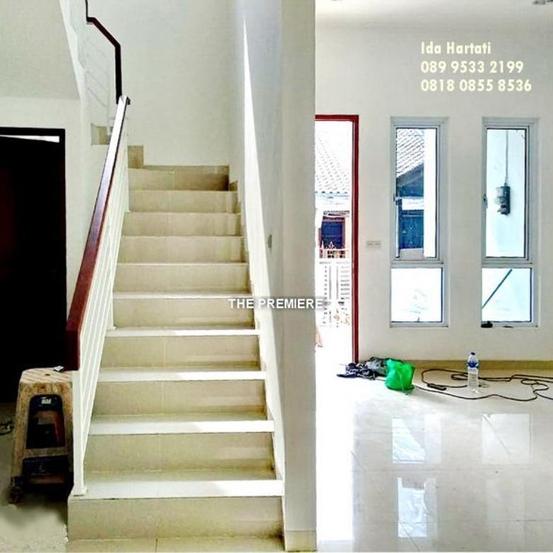 rumah baru minimalis 3 lantai di gading elok timur kelapa gading