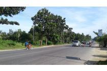 Tanah Di Jl. Buburanda Kendari, Samping Rumah sakit abunawas kendari