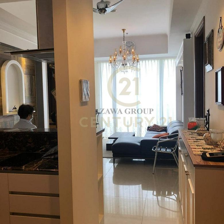 Apartemen Condo Taman Anggrek Full Furnished Lantai Tinggi(