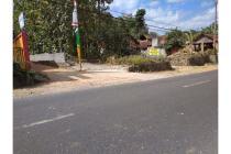 Dijual Tanah Tepi Jalan Aspal Luas 372 m2 Jalan Godean Sleman Yogyakarta