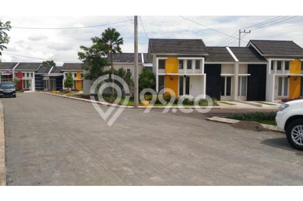 Rumah siap huni tanpa dp free biaya kpr di cibinong bogor 15005075