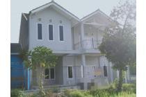 Rumah siap pakai lokasi strategis