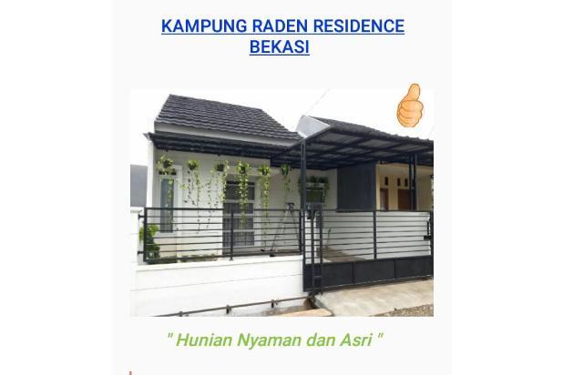 Hunian Nyaman dan Asri Kampung Raden Residence di Bekasi 16225328