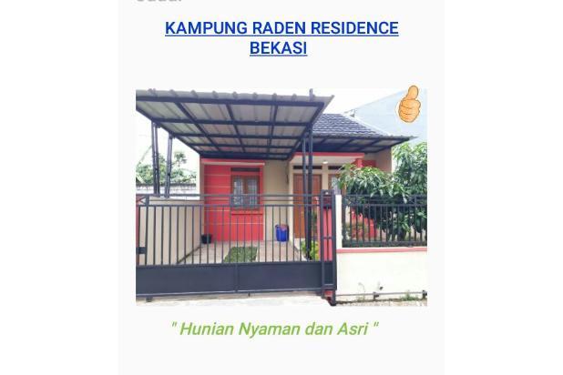 Hunian Nyaman dan Asri Kampung Raden Residence di Bekasi 16225387