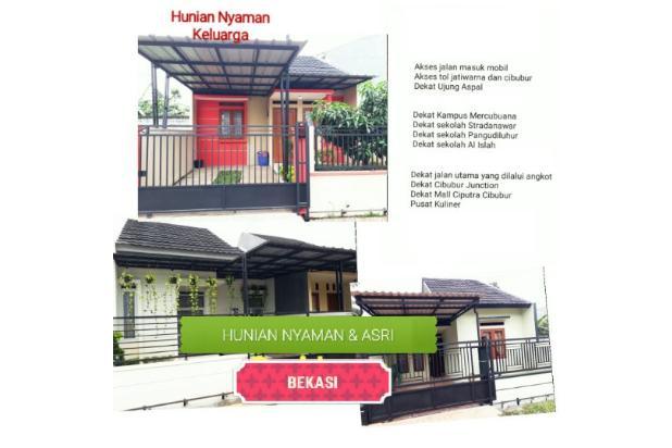 Hunian Nyaman dan Asri Kampung Raden Residence di Bekasi 16225417