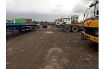 Tanah siap pakai dan straetgis dijual cepat jakarta utara