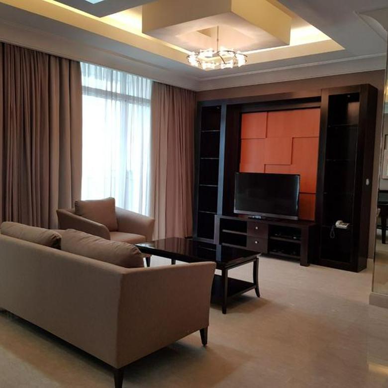 Apartemen Pakubuwono View 3 Bedroom Full Furnished Bagus