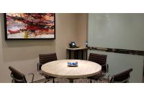 Disewakan Serviced Office at AXA Tower Fully Furnished Start 18jt /bln
