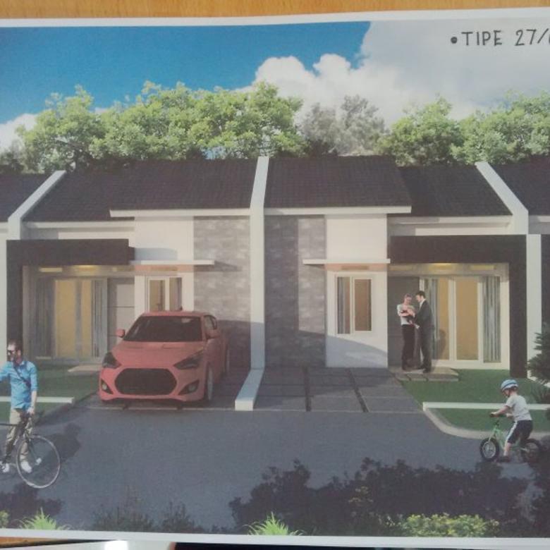 Rumah di Pamulang