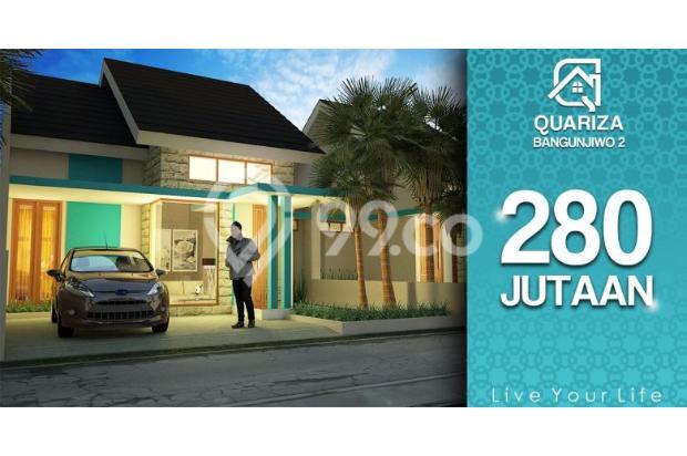 Gratis TV LED 32 Inch Rumah Baru Di Bangunjiwo Tipe 45 Dekat UMY 16226819