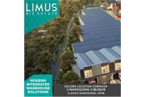 Limus Biz Estate Gudang Multi Guna di Cibubur Cileungsi