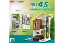 Rumah minimalis 2 lantai di kota Bandung promo DP Ringan
