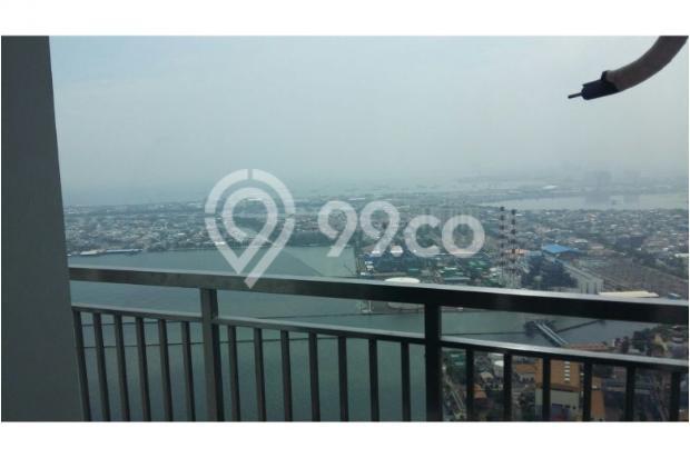 Condominium GreenBay 2 Kamar 74m2 dengan 3 AC 5861117