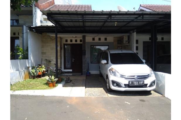 Dijual rumah nyaman lokasi strategis di Orchid Town House 2 Depok