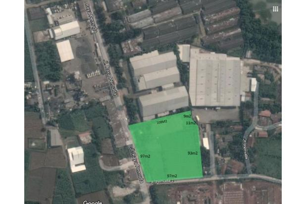 Rp35,6mily Tanah Dijual