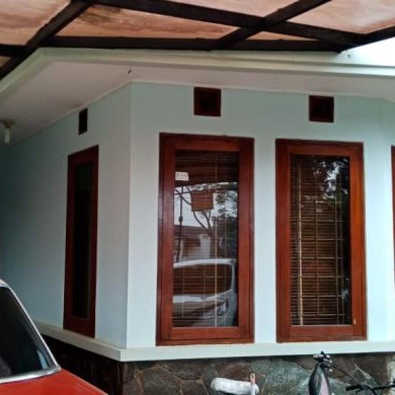 Dijual Rumah diKota Bandung - daerah Setiabudi  - jl sersan bajuri