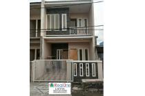 DIJUAL 2 unit rmh baru gress @ 2 lantai di Jl. Wiguna, Sby.
