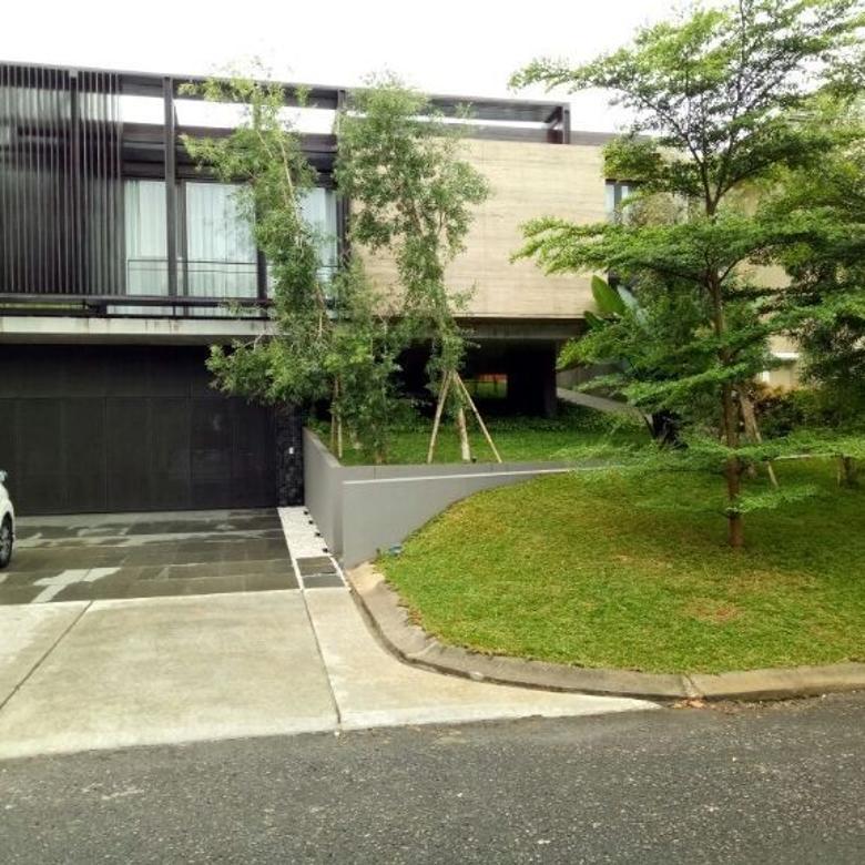 rumah baru dengan tata ruang dinamis dan modern