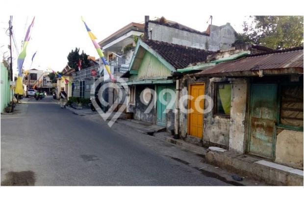 Tanah Pekarangan ada Bangunan Rumah di Banjarsari Surakarta 12960326