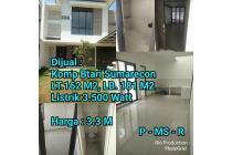 Dijual Rumah Btari Summarecon Gedebage Bandung Timur