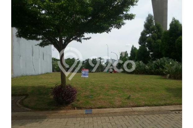 Kavling siap bangun di Cluster Ingenia Eminent, BSD City, Tangerang Selatan 14000636