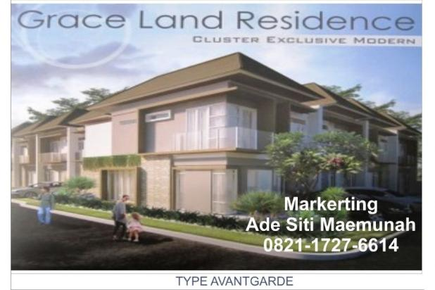 grace land residence exclusive cluster di bandung timur type classic 99 115