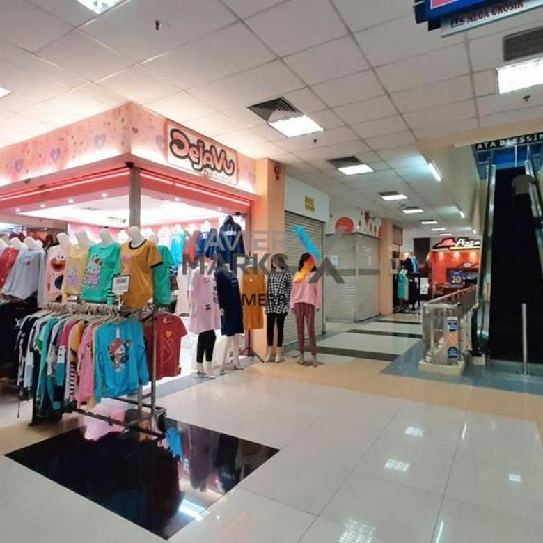 Kios Untuk Fashion di ITC Surabaya Strategiss Siap Pakai