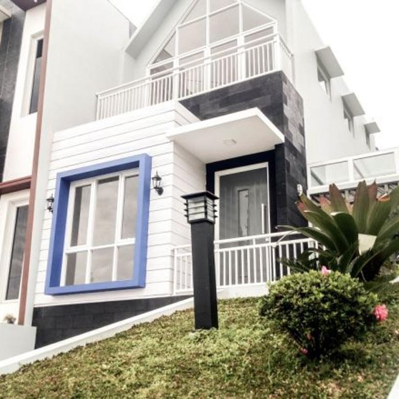 PROMO Rumah sejuk di lembang 15mnt Setiabudi cihideung