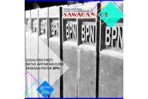 Kapling Ruko Tepi Jalan 89 M2 SHM Unit Terbatas