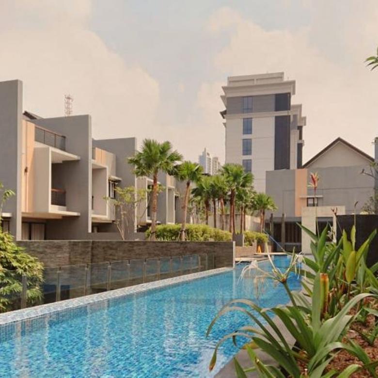 Dijual Murah Rumah Mewah di Amaryllis Kemang Jakarta