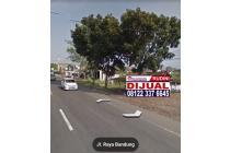 Bojong Karang Tengah Cianjur main road sangat strategis harga murah