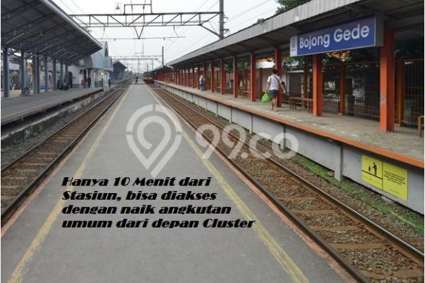Jarang Ada! DP 10 Juta+Free Seluruh Biaya+Dekat Stasiun Bojong Gede 13871264