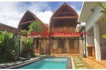 Disewa private villa with pool di Tanah Lot, Bali
