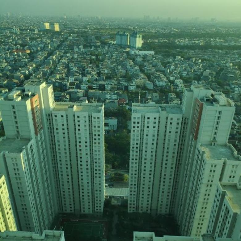 GreenBay 1BR 44m2 FullFurnish Tower M View Kota