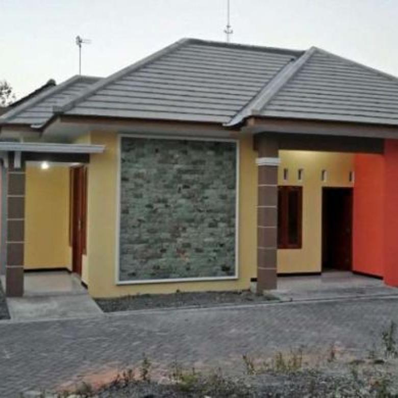 Rumah Siap Huni Strategis dekat Kampus Mercu Buana Sedayu