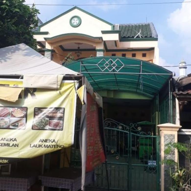 Rumah 2 Lantai Komplek PELNI Cimanggis Depok