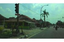 Tanah Strategis berlokasi di Pinggir Jl raya giwangan bantul
