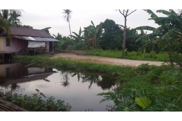 Dijual kios dengan halaman pinggir jalan lingkar utara Banjarmasin. 10879548