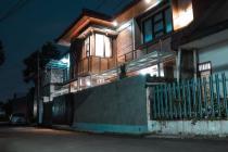 Rumah Artistik Baru Renovasi Fully Furnished Turangga Bandung