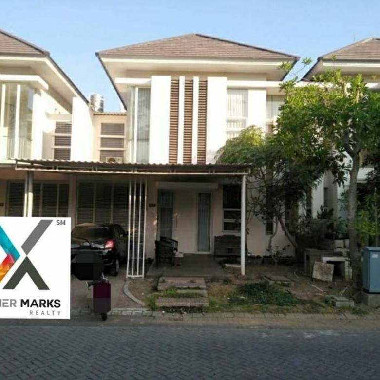 Dijual Rumah 2 Lantai Minimalis di East Coast Park, Surabaya