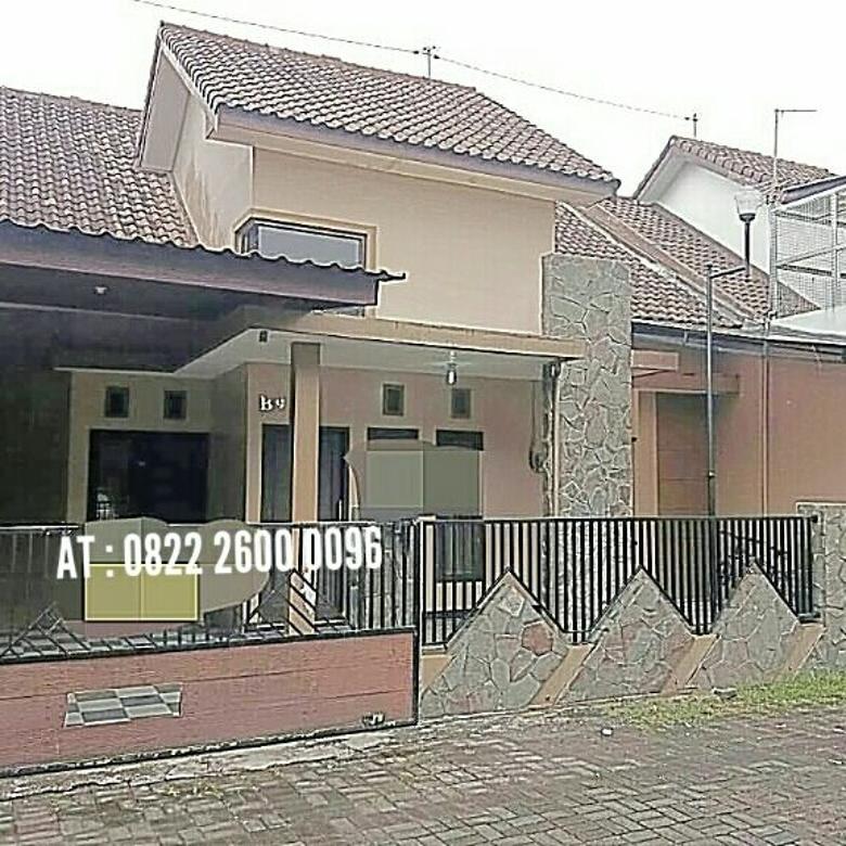 Rumah dekat LUWES Mall Gentan