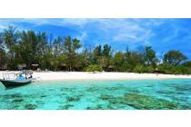 Tersedia 2 Plot Tanah di Gili Air, Lombok