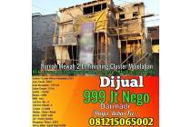 Rumah Mewah 2 Lt Finishing Cluster Mojolaban