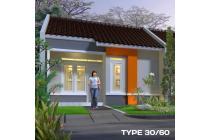 Rumah Baru Murah skema Syariah Strategis di Cilendek Bogor