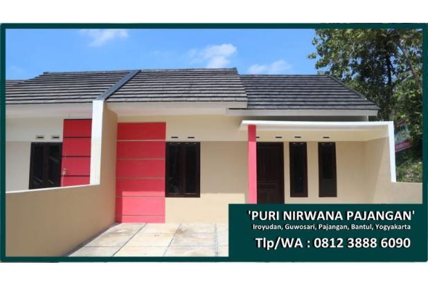 Rp287jt Rumah Dijual
