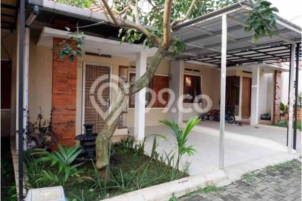 Rumah minimalis mewah, dengan cctv 24 Jam. 35 Menit ke Stasiun Depok. 13961327