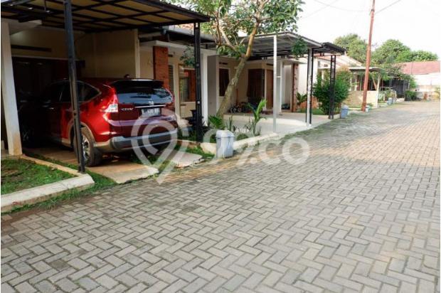 Rumah minimalis mewah, dengan cctv 24 Jam. 35 Menit ke Stasiun Depok. 13961334